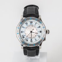 Longines Lindbergh Hour Angle 989.5215 pre-owned