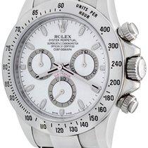 Rolex Daytona Steel 40mm White No numerals United States of America, Texas, Dallas