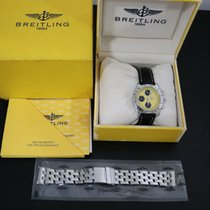Breitling Steel 39mm Automatic A20048 pre-owned Singapore, singapore
