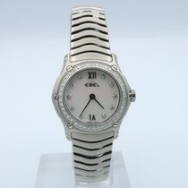 Ebel Classic Steel 27mm Mother of pearl Roman numerals United States of America, Florida, Sarasota