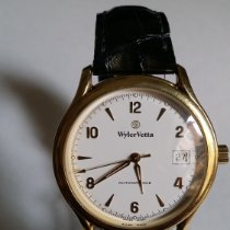 Wyler Vetta Yellow gold Automatic 37mm pre-owned