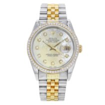 Rolex Datejust 1991 pre-owned
