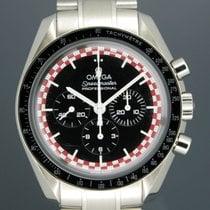 Omega 31130423001004. Steel Speedmaster Professional Moonwatch new