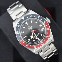 Tudor Black Bay GMT new 2019 Automatic Watch with original box and original papers M79830RB-0001