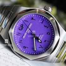 Girard Perregaux Laureato Steel Purple