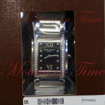 Patek Philippe Twenty~4 Steel 25mm Black No numerals United States of America, New York, New York