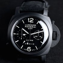 Panerai Luminor 1950 8 Days Chrono Monopulsante GMT Керамика 44mm