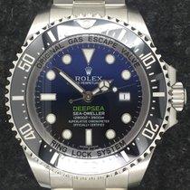 Rolex Deepsea Blue, Ref. 116660, 10 / 2015, LC100,  FOLIEN.