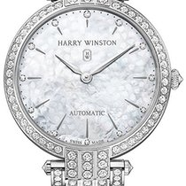 Harry Winston Premier White gold 36mm Mother of pearl United States of America, New York, Airmont