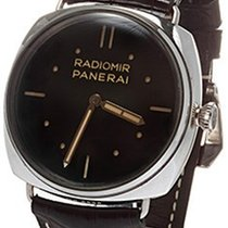 Panerai Platinum Manual winding Brown 47mm new Special Editions