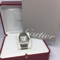 Cartier Santos Galbée 2010 Ref: 2823 Steel FULL SET