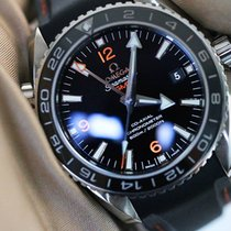 Omega Seamaster Planet Ocean gmt full set
