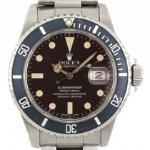 롤렉스 (Rolex) Submariner 16800 Transitional Untouched