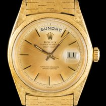 Rolex Extremely Rare Day-Date Vintage Florentine Finish 1806