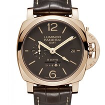 Panerai Luminor 1950 8 Days GMT PAM00576 2020 nowość