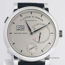 A. Lange & Söhne Platinum Manual winding 46mm new Lange 31