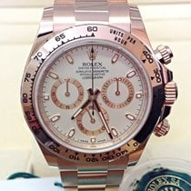 Rolex 116505 Rose gold 2018 Daytona 40mm new United Kingdom, Wilmslow