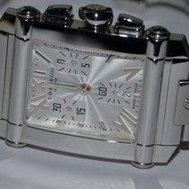 Charriol Chronograph 30mm Quartz pre-owned Colvmbvs Silver