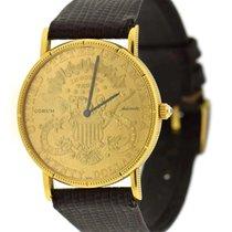 Corum Coin Watch Yellow gold 35mm Yellow United States of America, New York, New York