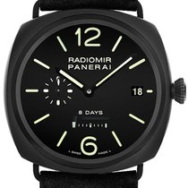 Panerai Radiomir 8 Days PAM 00384 2018 new