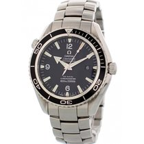 Omega 2200.51.00 Steel 2007 Seamaster Planet Ocean 45mm pre-owned United States of America, New York, New York