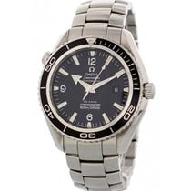 Omega 2200.51.00 Steel 2007 Seamaster Planet Ocean 45mm pre-owned