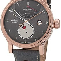 Kronsegler Steel 43mm Automatic KS 746 ROSEGOLD-UMBRA new
