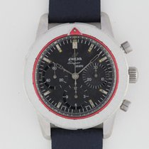Enicar Rare Enicar Super Graph with Speedmaster Hand