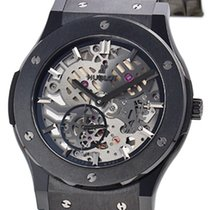 Hublot Ceramic Automatic Transparent 42mm new Classic Fusion Ultra-Thin