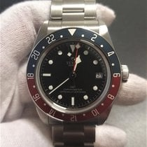 Tudor Black Bay GMT Acier