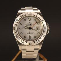 Rolex 16570 Acciaio Explorer II