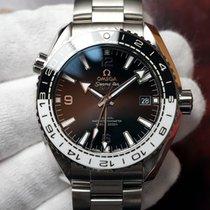 Omega Seamaster Planet Ocean Steel 43.5mm Black Arabic numerals United States of America, Florida, Debary