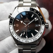 Omega Seamaster Planet Ocean 600M GMT NEW 215.30.44.22.01.001