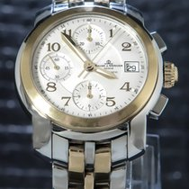 Baume & Mercier Chronograph 40mm Automatic pre-owned Capeland Silver