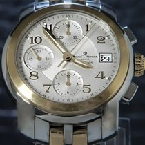 Baume & Mercier Gold/Steel 38mm Automatic MV045217 pre-owned