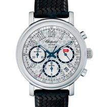 Chopard Mille Miglia gebraucht 39mm Chronograph Datum Kautschuk