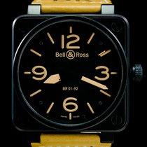 Bell & Ross BR 01-92 tweedehands 46mm Staal