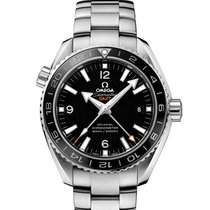 Omega Seamaster Planet Ocean new 43.5mm Steel