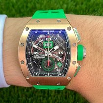 Richard Mille RM11 Rose gold RM 011 50mm