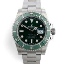 Rolex 116610LV Steel Submariner Date 40mm