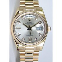 Rolex Day-Date 36 Yellow gold 36mm Champagne United States of America, New Jersey, Woodbridge