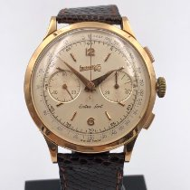 Eberhard & Co. Yellow gold 39mm Manual winding 14007 pre-owned
