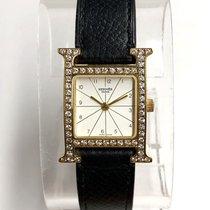 Hermès Gold/Steel Quartz Heure H pre-owned United States of America, New York, Woodside