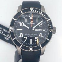 Fortis B-42 Official Cosmonauts Titanium Black
