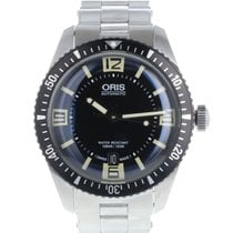 Oris Divers Sixty Five 01 733 7707 4064 2015 pre-owned
