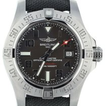 Breitling Avenger II Seawolf Steel 44mm Grey United States of America, Illinois, BUFFALO GROVE