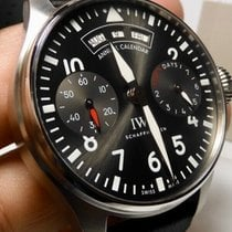 IWC Big Pilot Steel 46mm Grey