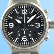 Sinn 756 / 757 Steel 40mm Black