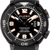 Clerc Hydroscaph H1 Chronometer H1-1.11R.18 2017 pre-owned