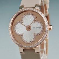 Louis Vuitton Oro rosa 35mm Automatico Q1H23 usato